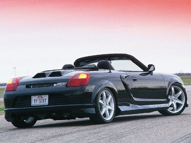 2000 Toyota MR 2 Spyder - Picking up tomorrow :)  Sooo excited!