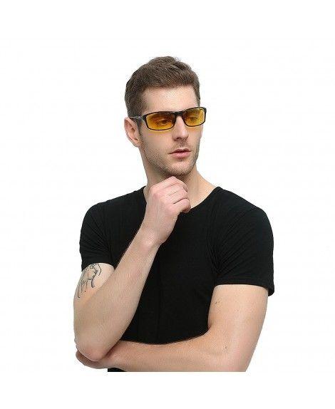 5a1df39538 Fashion Premium Driving Polarized Sunglasses - Black Oval Gold ...