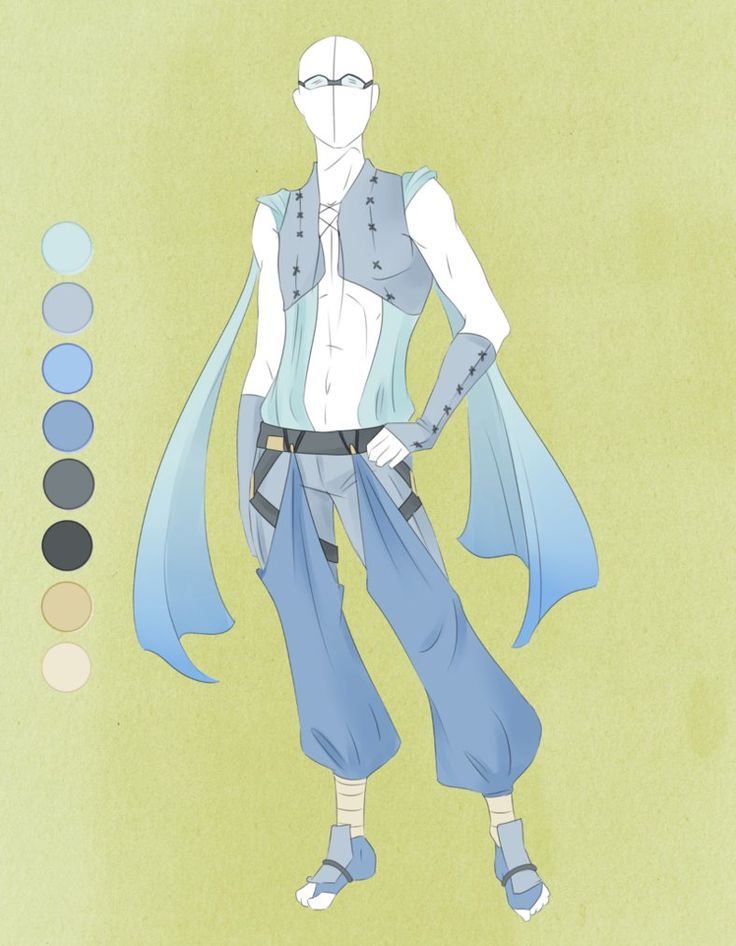 Commission Outfit July 12  By VioletKy On DeviantART | Characters Design | Pinterest ...