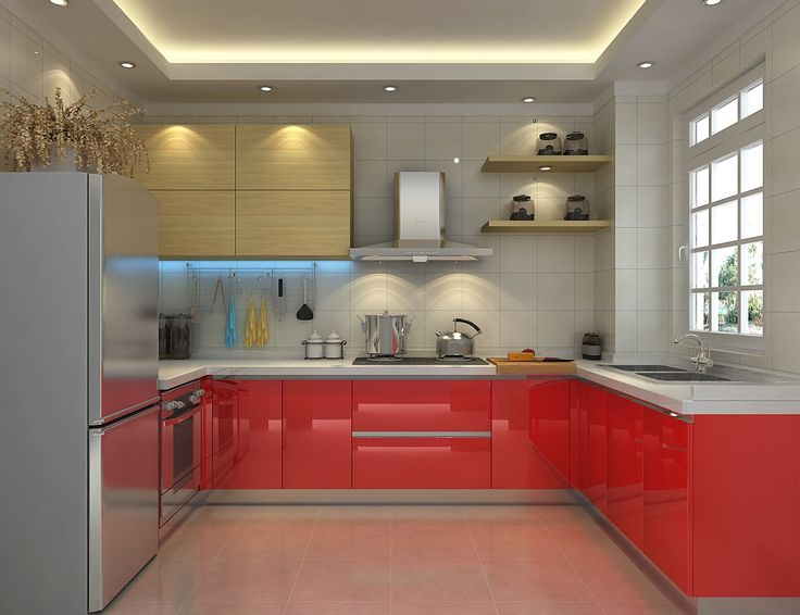 17 Best images about Lacquer Kitchen Cabinets on Pinterest ...