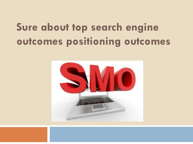 Sure about top search engine outcomes positioning outcomes  SMO in Pune is the number one source of visitors to your site with more than 85% of web users employing search engines to find web sites. If your site is not indexed by top 10 for major search engines, you are losing to your competition every moment.