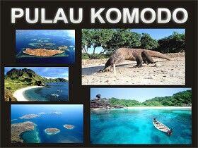 #PINdonesia Pulau Komodo adalah salah 7 Keajaiban Dunia Alam yang berasal dari negeri kita negara INDONESIA, puloau komoda salah satu dari 17.508 pulau yang membentuk Republik Indonesia. Pulau komodo ini sangat terkenal sebagai habitat alami dari kadal terbesar di dunia atau KOMODO dan akibatnya dinamai pulau komodo
