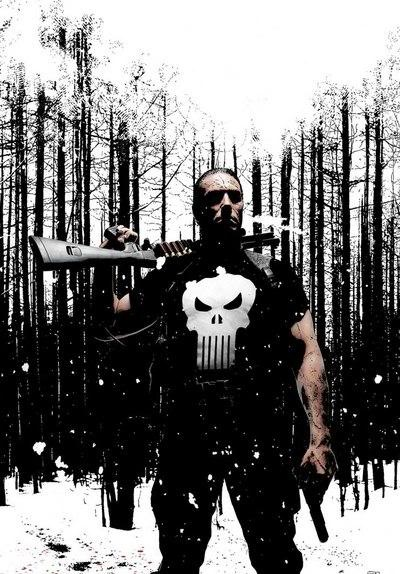 The Punisher x Tim Bradstreet