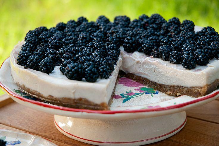 Cheese Cake de Moras