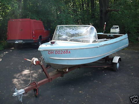1960 rich line runaboutgeorges favorite boat the good