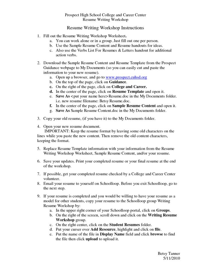 resume help highschool student resume writing worksheet - Resume Help For College Students