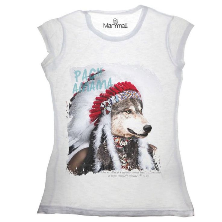 T-shirt indiano Available on www.manymaltshirt...