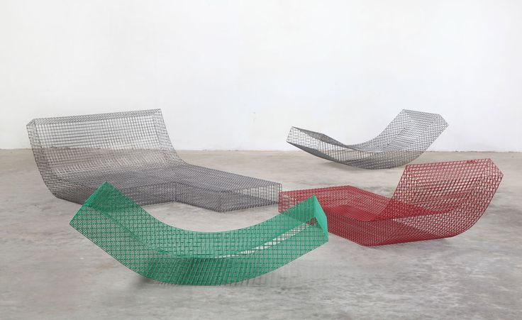Antwerp's Valerie Traan gallery presents a new collection of furniture by Belgian design couple Muller Van Severen. The series of furnishings was created by the pair for one of architectural practice OFFICE KGDVS's projects, part of the Solo Houses d...