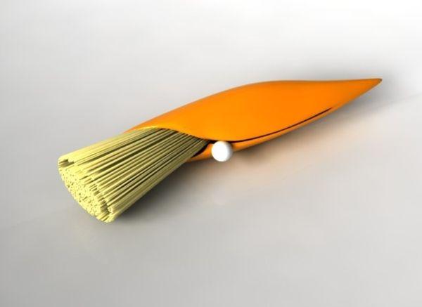 Beach Brush by Irina Alexandru/ AIRA design studio , via Behance