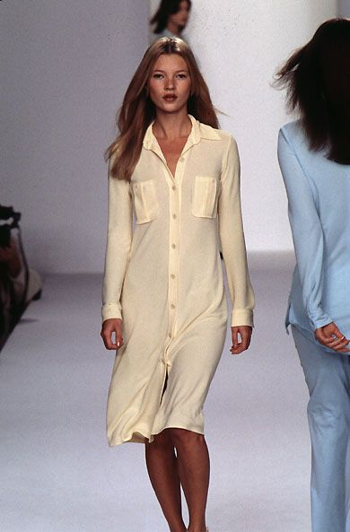Calvin Klein SS 1996