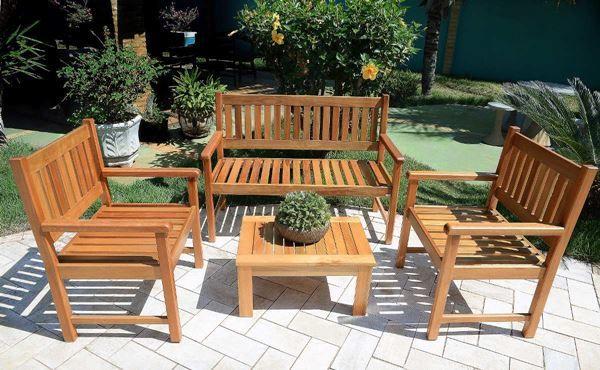 44 Bancos De Madeira Para Jardim Com Estilos Rustico E Moderno