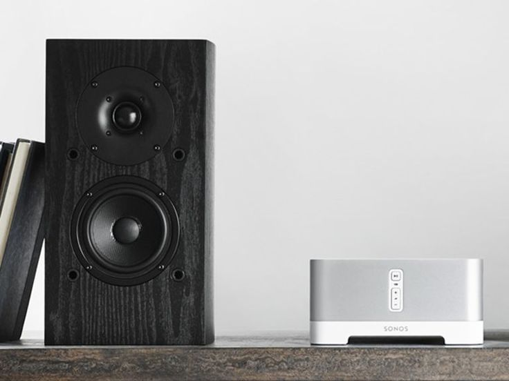 Looking to integrate Sonos streaming capability into an existing stereo system? Our wireless stereo components are just the ticket.
