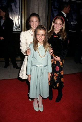 """Yvonne, Madeline and Vanessa Zima - child starlets known from """"The Nanny"""", """"The Baby-Sitters Club"""" and """"Good Kiss Goodnight"""". Their granny was Polish. Name """"Zima"""" meand """"Winter"""" in Polish."""
