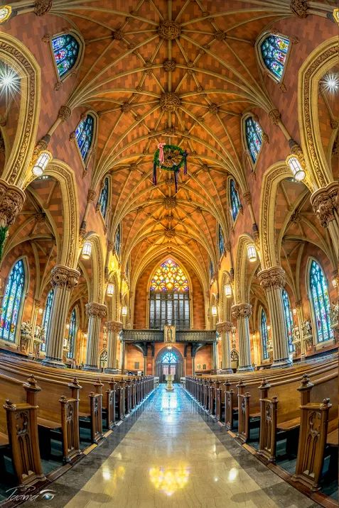 Cathedral of Immaculate Conception, Albany, New York