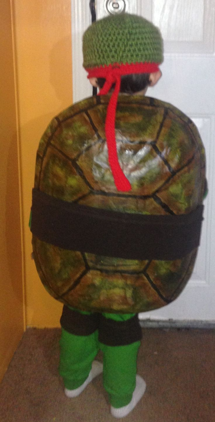 The 184 best costumes images on pinterest carnival costume ideas diy ninja turtle shell more solutioingenieria Choice Image