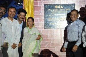 OCL India unveils cement manufacturing plant in West Bengal-Kolkata: OCL India Ltd, the flagship associate company of Dalmia Cement Bharat Ltd on Monday announced the inauguration of its third cement manufacturing plant – Bengal Cement Works – in West Midnapore district of West Bengal.