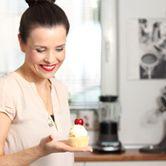 Hausgemachte { Marshmallow Schneeflocken } für kalte Wintertage et Tartelettes au Chocolat pour { Artig & Fein } | Ein klitzeklein(es) Blog