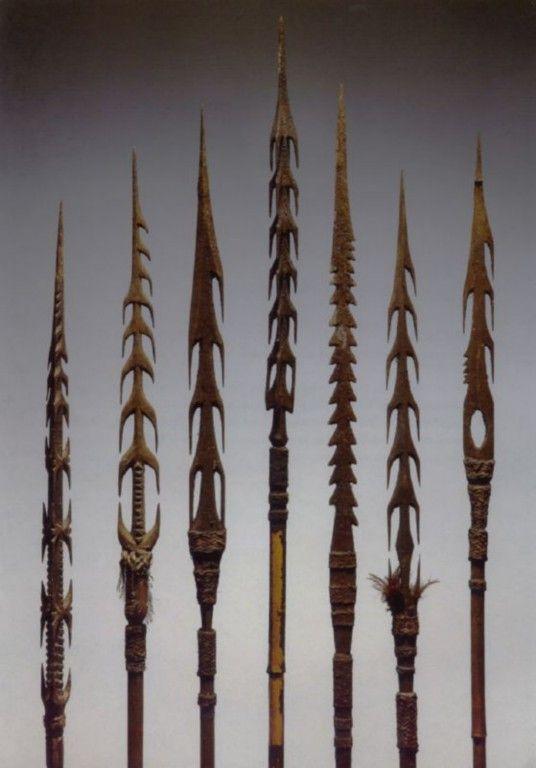 Torricelli Mountain Arrows, Papua New Guinea