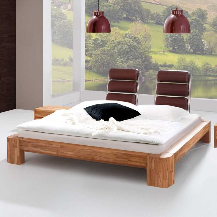 Holzbett weiß 200x200  25+ Best Ideas about Doppelbett 200x200 on Pinterest | Betten ...