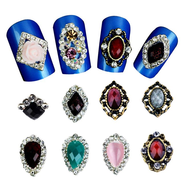 Cheap tools and accessories, Buy Quality tool blank directly from China accessories for cell phone Suppliers: New Glitter Rhinestone Alloy Nail Art ,Mix 30pcs/lot Flowers Hollow Nail Jewelry Accessories,Charm 3d DIY Nail Dec