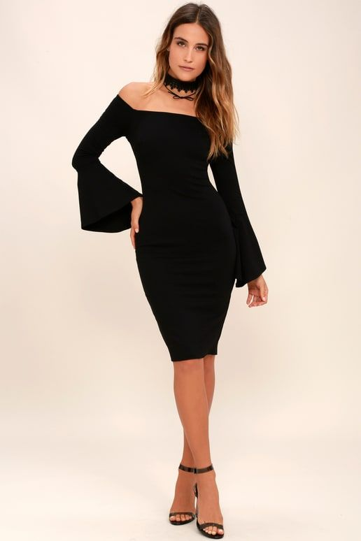 9f1bbf21f9812 Find a Black Dress That's Far From Basic | Affordable, Stylish Black Dresses  for Women