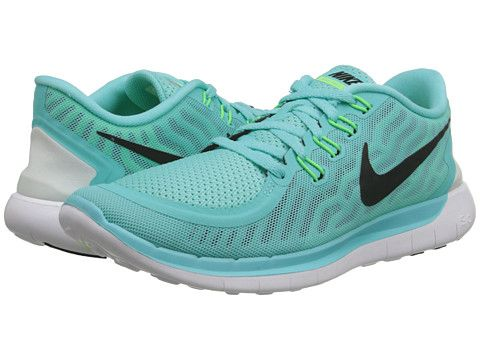 Nike Free Run Verde Agua