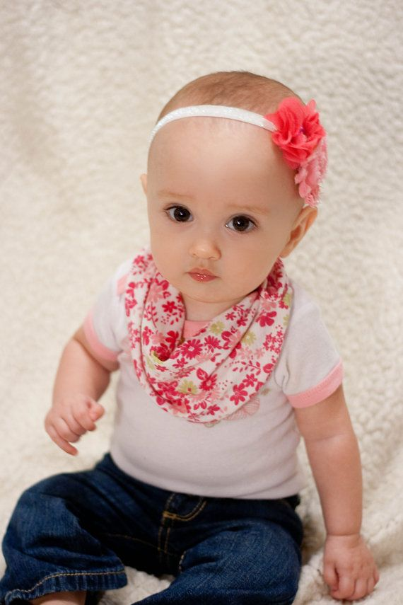 Infant Drooling Scarf - I just love these!! HopeOne27.com! i think this is the cutest thing i've ever seen :P