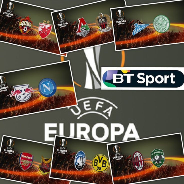 Watch Live UEFA Europa League Football on BT Sport: Check out the Latest Fixtures, Results and Reviews tidd.ly/88ee1a76