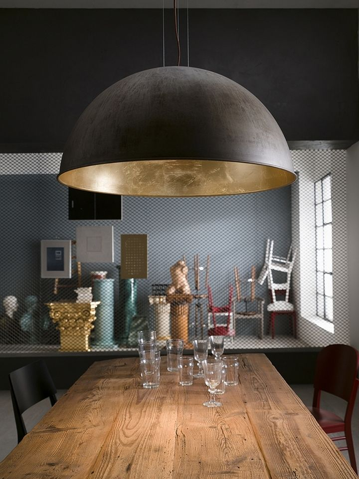 Galileo pendant light by Il Fanale » Retail Design Blog