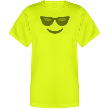 smiley tee design | fun funny humor emoji face smiley