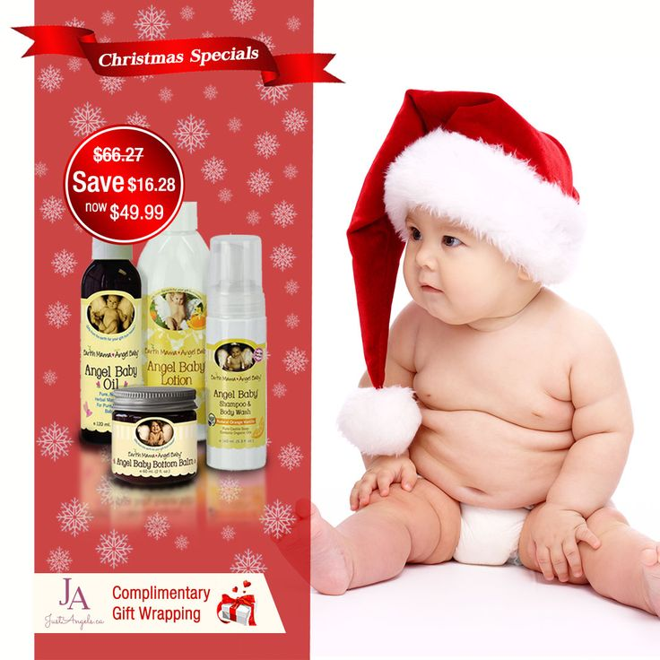 Save 25% on Angel Baby Christmas gift set. Complimentary gift wrapping till Christmas Eve... Merry Christmas. #baby #christmas #gifts