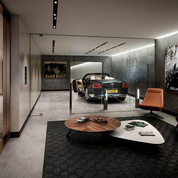 Ideas For Man Cave Garage Design