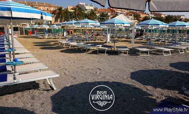 Spiagge, Bagni, Stabilimenti Balneari Loano - Savona - PlayBeach - Spiaggia, Bagno, Stabilimento Balneare Virginia Loano - (SV) Liguria - Italy