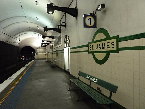 Take a train around the city circle, appreciate the old stations as you wander about.