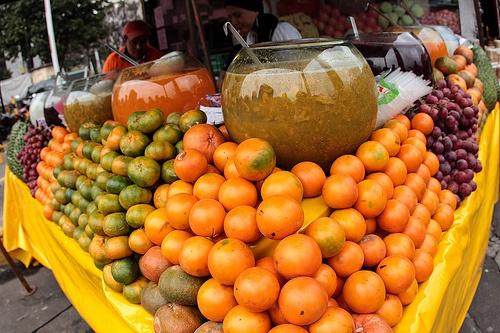 Frutas Bogota, Colombia (Flea Market)