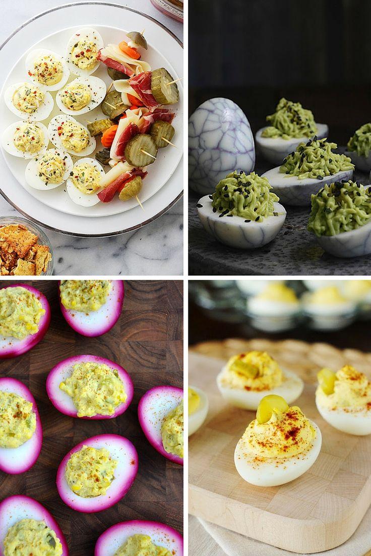 10 Ways To Make Deviled Eggs