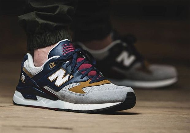 New Balance brought back theNew Balance 530in style last year, and things have been just swell for the oft-forgotten retro runner ever since. The silhouette is definitely a head-turner for New Balance thanks to a unique midsole that's sleeker than … Continue reading →