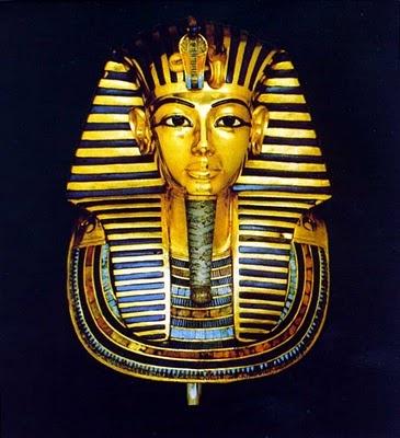 Tutankamon, faraon egipcio!