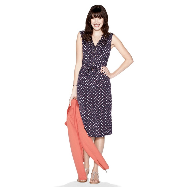 FOSSIL® New Arrivals Clothing: Michelle Dress WC8445