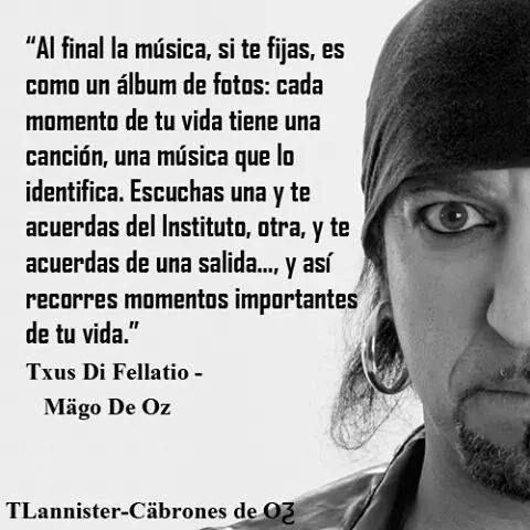 Txus DiFellatio - Mägo de Oz