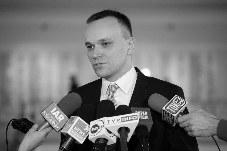 Franek i jego wędrówki: Tomasz Kalita nie żyje. Zmarł były rzecznik SLD