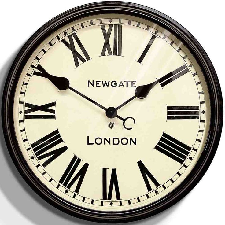 Buy Newgate Battersby Wall Clock From Our Clocks Range At John Lewis