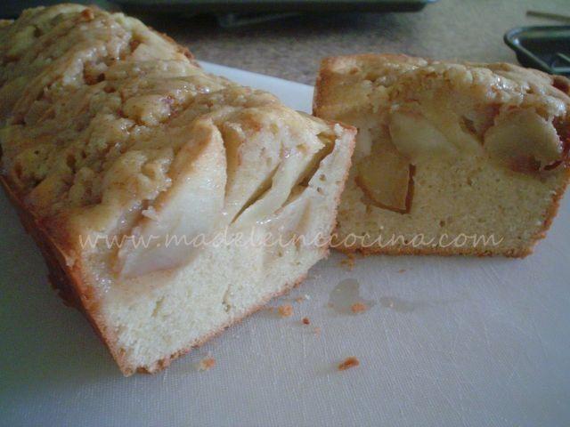 Pastel holandés de manzana #cake #recipe