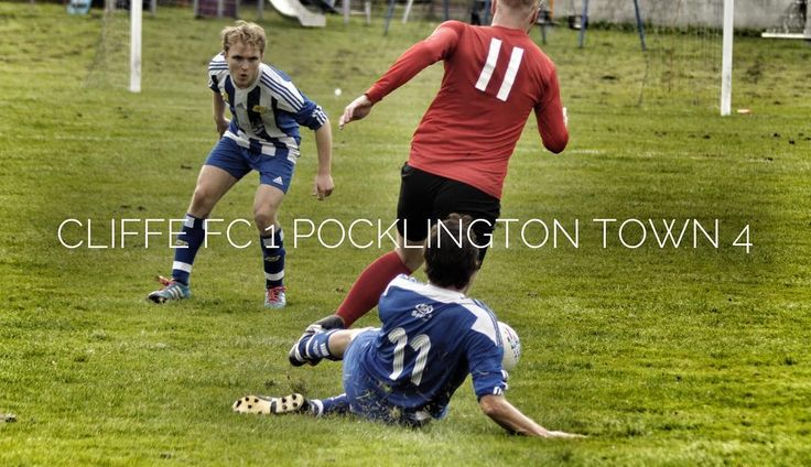 Cliffe FC 1 - 4 Pocklington Town Cliffe had 1-0 lead early on Isaac Leach with the goal for Cliffe. Pock came back to win 4-1. MOTM: David Lees.  Rufforth Utd Res 4-3 Cliffe FC Res Cliffe goals; Cal Petch Dan Smith Paulo Pavesi. MOTM: Joe Dack.