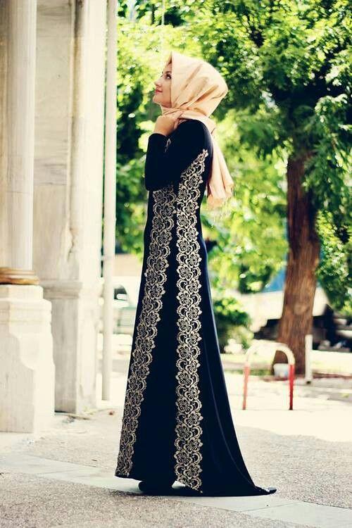 I love this abaya ♥