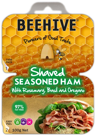 Delicious Shaved Seasoned Ham