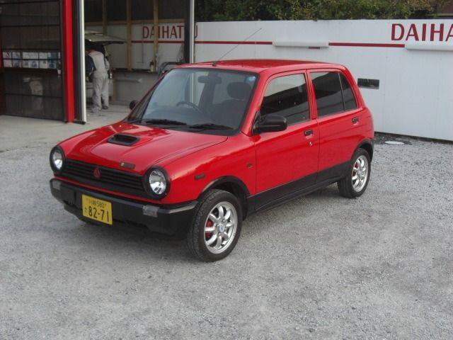 ミラジーノ(ダイハツ) 660 ミニライトスペシャル 埼玉県 79.0万円 平成14年(2002年) アウトビアンキA112仕様!全塗装済み、フロントバンパーグリル本物を加工し装着しています。バブル前に日本で人気だった最終型仕様!