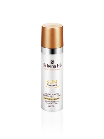 PHC 700 COLOR-PROTECTION Tonizing face cream SPF 50 + natural available for purchase in Dr Irena Eris Cosmetic Institutes