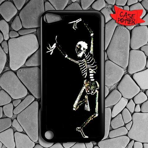 Skeleton Dance iPod 5 Black Case