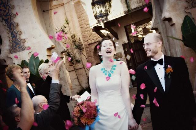 One of my favorite weddings ever! And it was at Disney World!
